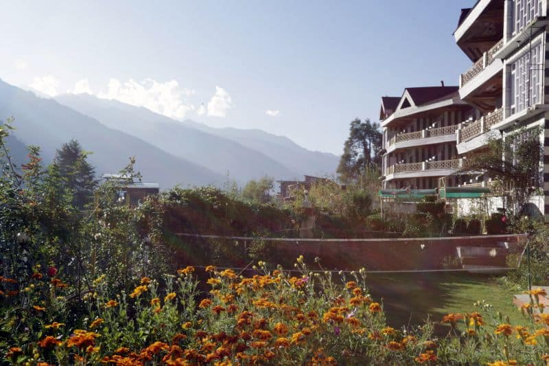 Hotel Glacier Resort, Hadimba Road, Hotel Glacier Resort