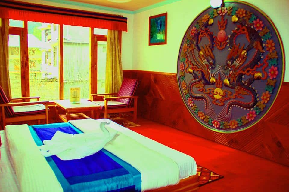 Hotel Shambhala, Aleo, Hotel Shambhala