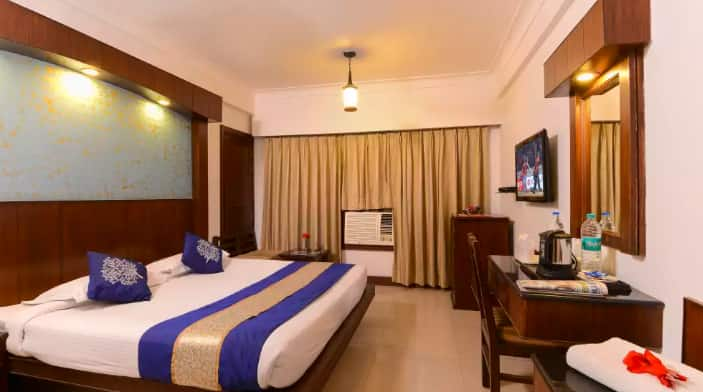 Executive Double Room with All Meals
