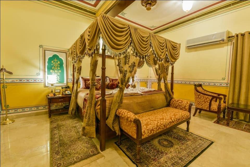 Haveli Suite Room with Breakfast