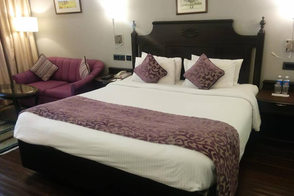 Luxury Room Double with Breakfast