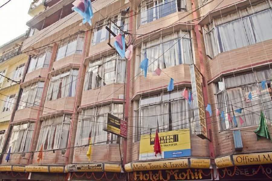 Hotel Mohit, H D Lama Road, Hotel Mohit