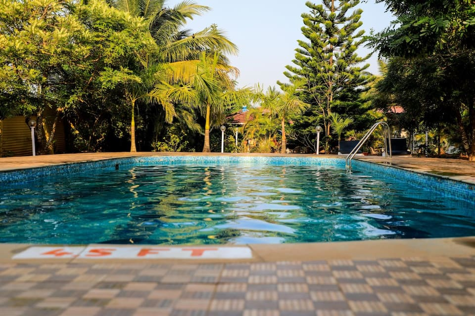 Morjim Beach Resort - A Beach Property, Morjim, Morjim Beach Resort - A Beach Property
