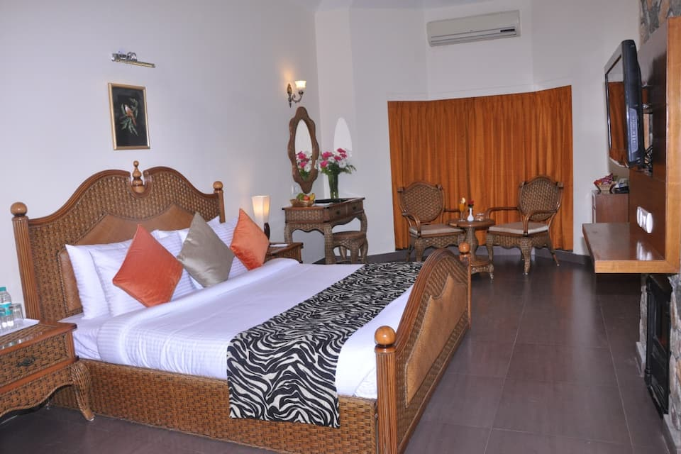 Regenta Resort Tarika Corbett by Royal Orchid Hotels, Dhikuli, Regenta Resort Tarika Corbett by Royal Orchid Hotels