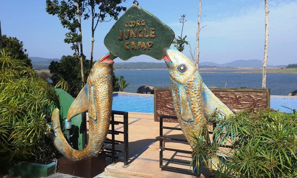 Coorg Jungle Camp Backwater Resort, Kushal Nagar, Coorg Jungle Camp Backwater Resort