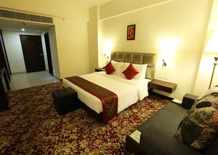 Premier Club Double Room With Breakfast