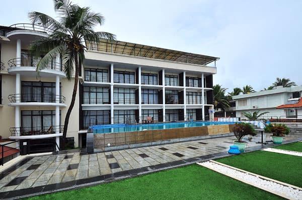 Beach Hotel Neelakanta, Light House Beach Road, Beach Hotel Neelakanta