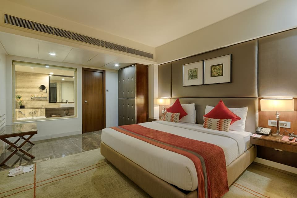 Executive Double Room with Breakfast  Dinner