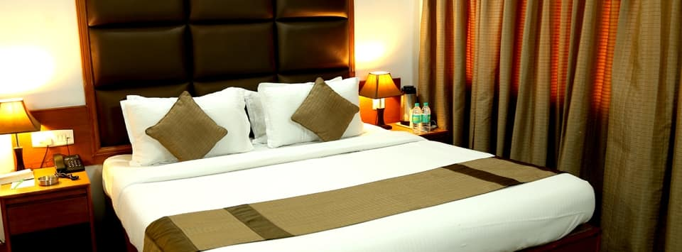 Deluxe Double Room With Breakfast  Dinner