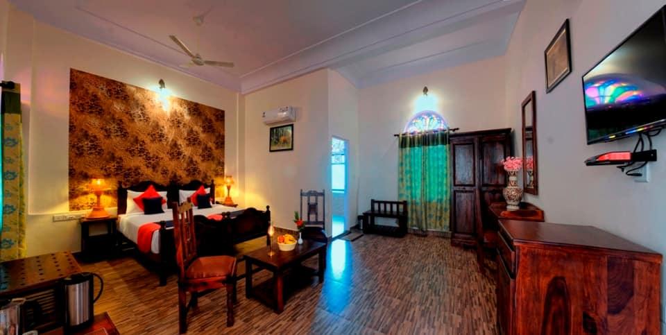 Ranthambore Heritage Haveli, Ranthambhore Road, Ranthambore Heritage Haveli