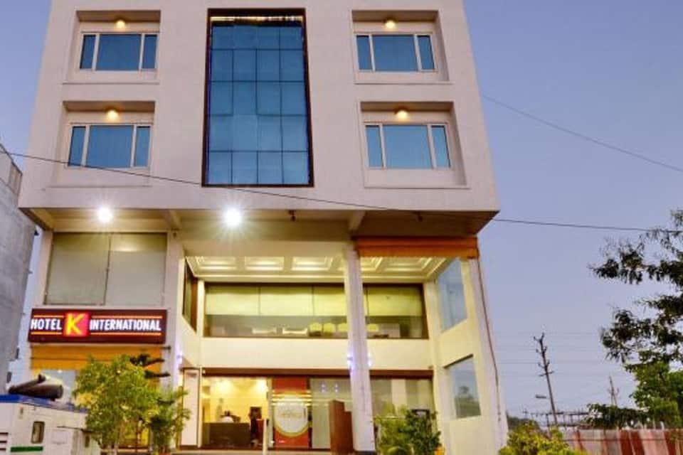 K International, ISBT Commercial Campus, K International