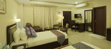 Deluxe Double Room with Breakfast  One Major Meal
