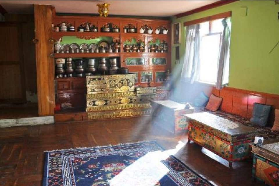 Shanti Home, Changspa, Shanti Home