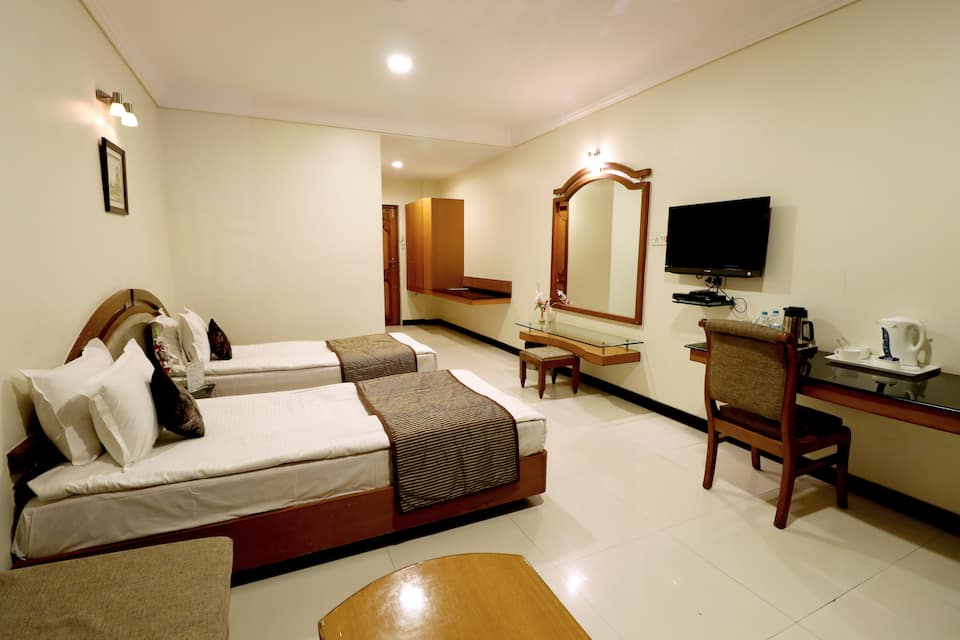 Deluxe Room - Double Occupancy - MAP