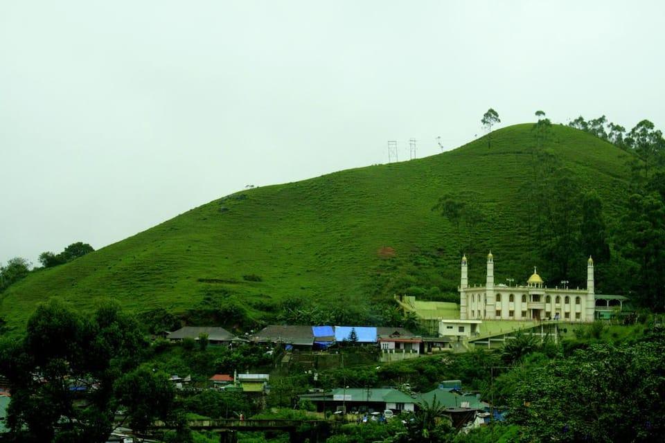 Eastend Munnar, Temple Road, Eastend Munnar
