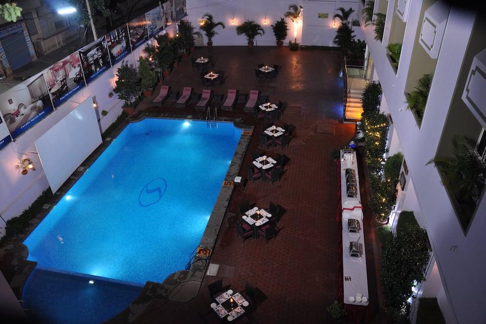 Hotel Sandesh The Prince, Ashoka Road, Hotel Sandesh The Prince