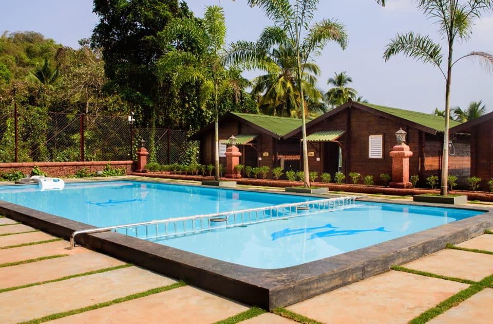 Tranquility Cottage Resort, Baga, Tranquility Cottage Resort