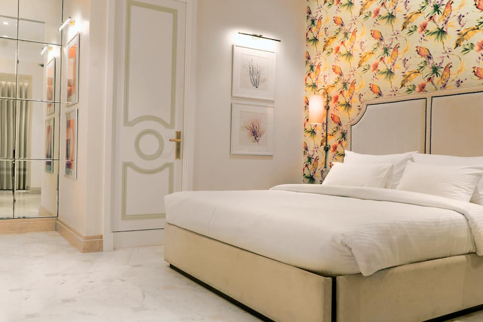 Deluxe Tranquil Sleep Room - Breakfast