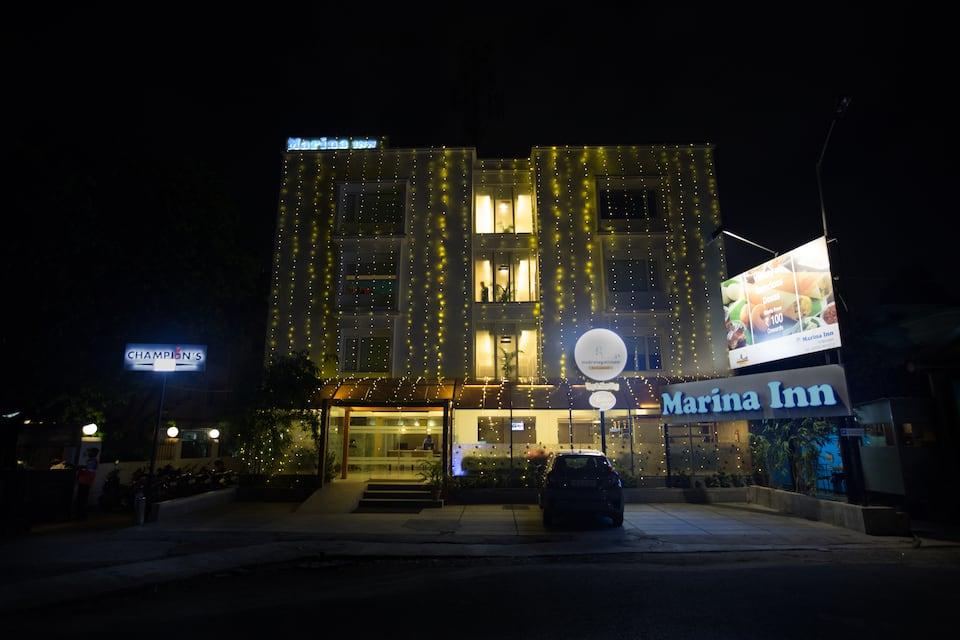 Great Value Marina Inn, Opp Egmore Railway Station, Marina Inn