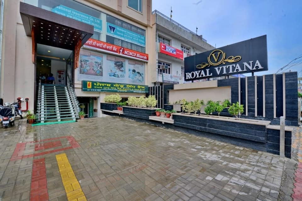 Hotel Royal Vitana, Court Road, Hotel Royal Vitana