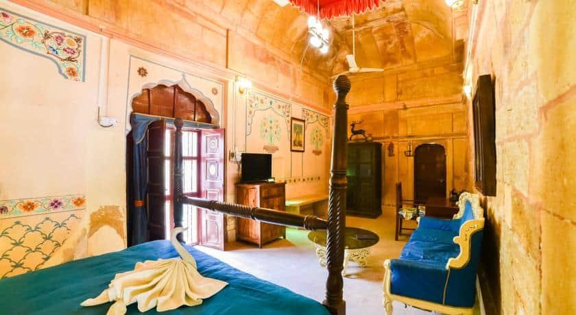 Nachana Haveli - A Heritage hotel Jaisalmer, Room Starts