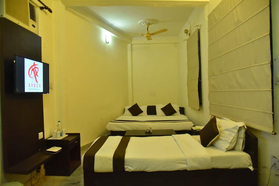 Hotel Raj Mahal, Tapovan, Ayush Hotel (A member of Petals Hotels and Resorts)