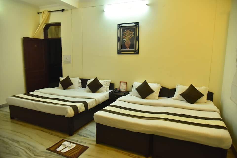 Hotel Raj Mahal, Tapovan, PetalsKrishGrandHotel
