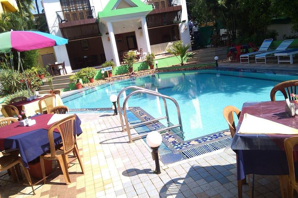 Senhor Angelo Resort, Calangute, Senhor Angelo Resort