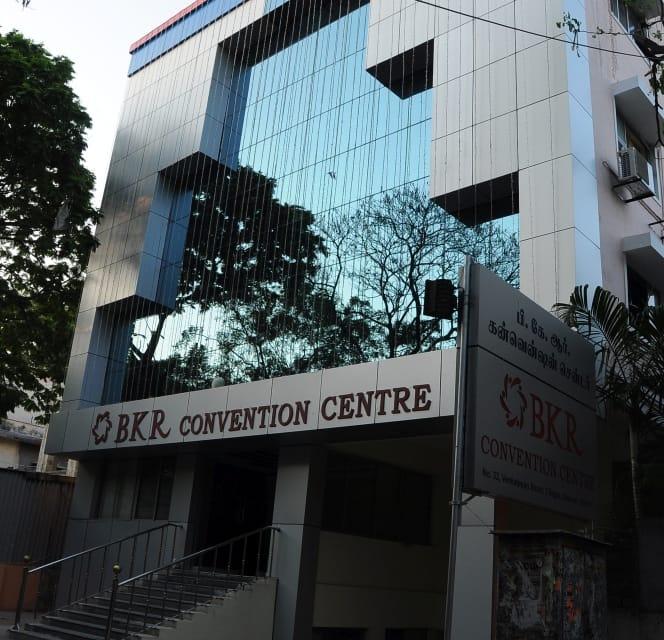 BKR Convention Centre, Near T Nagar Shopping Area, BKR Convention Centre