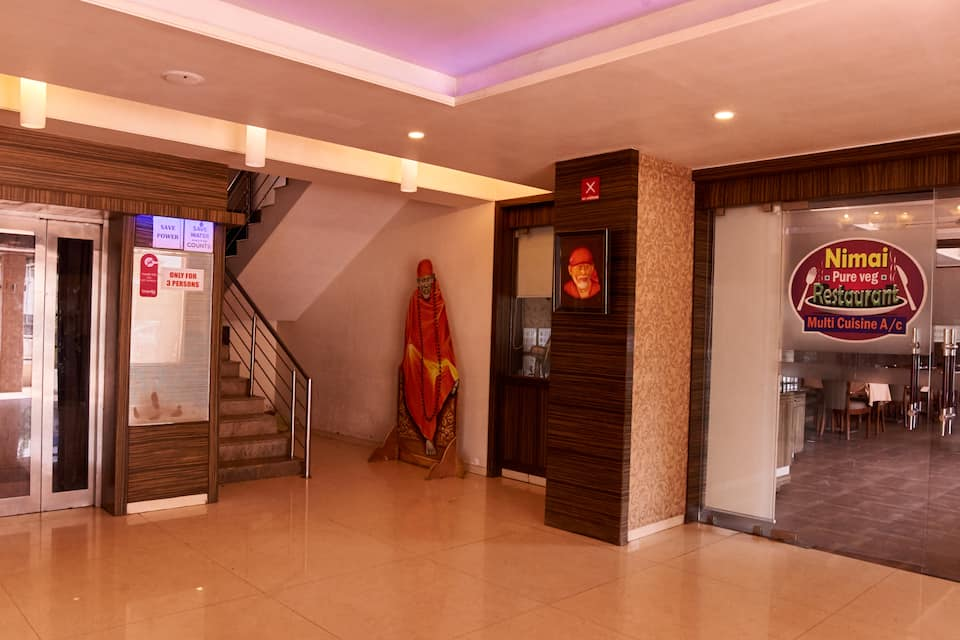 Hotel Ganpati Palace, Near Temple, Hotel Ganpati Palace