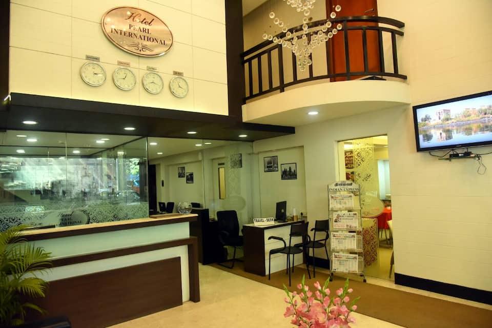Hotel Pearl International, Park Town, Hotel Pearl International
