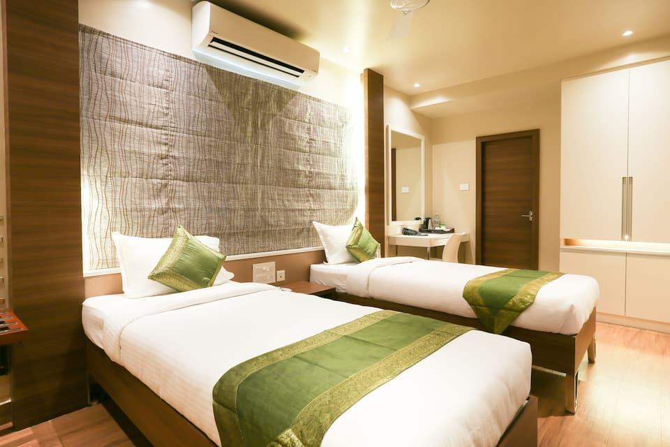 Cine City Hotel, Kodambakkam, Treebo Cine City