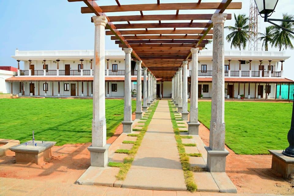 RKN Beach Resort, Thavalakuppam, RKN Beach Resort