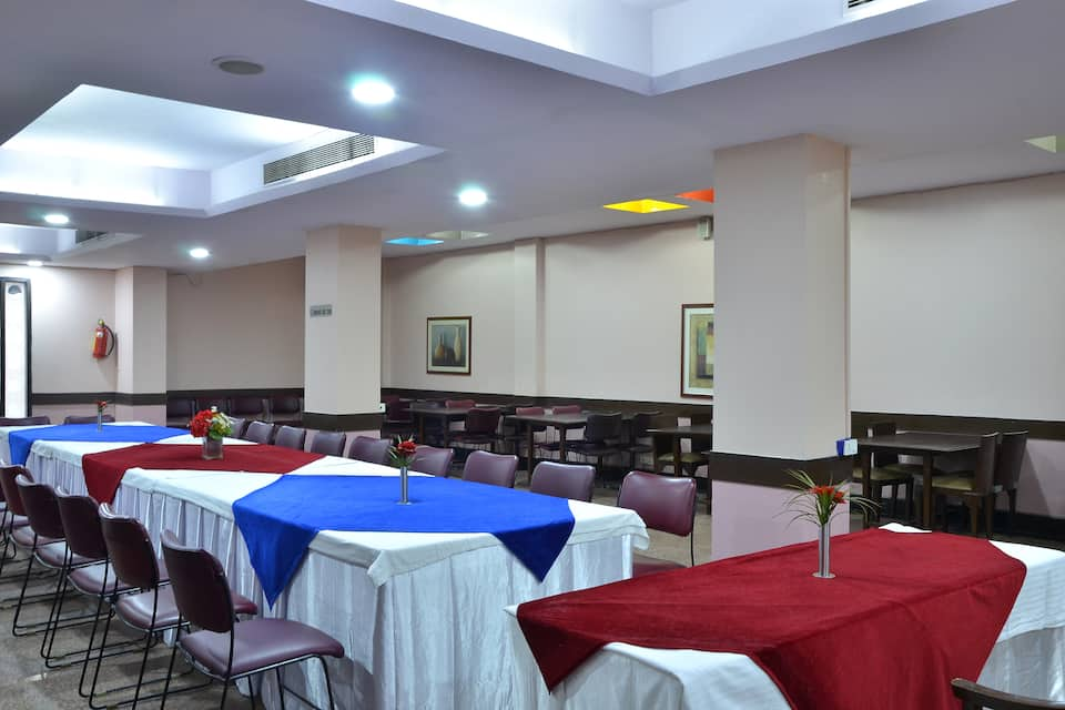 Hotel Tourist Deluxe, Paharganj, Hotel Tourist Deluxe