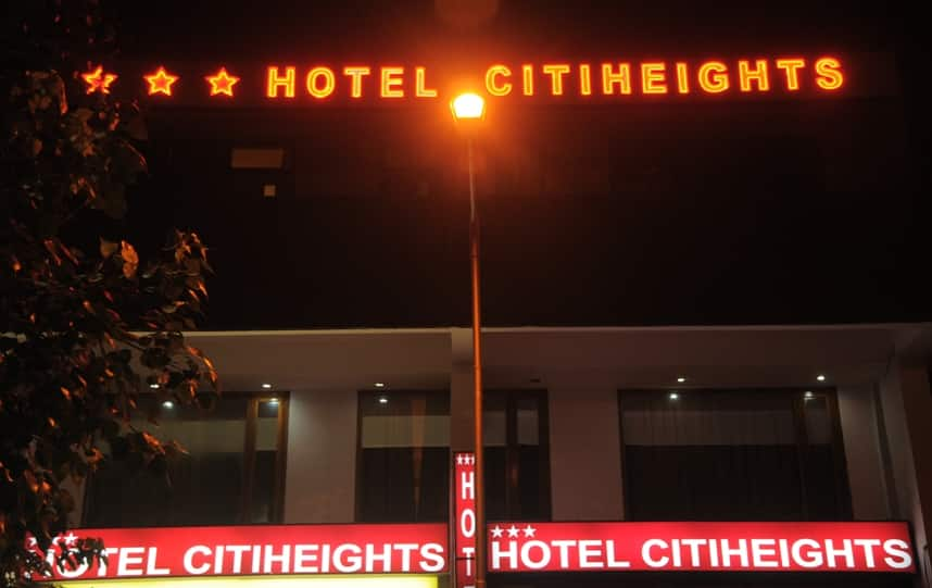 Hotel Citi Heights, Sector 22 D, Hotel Citi Heights 22D