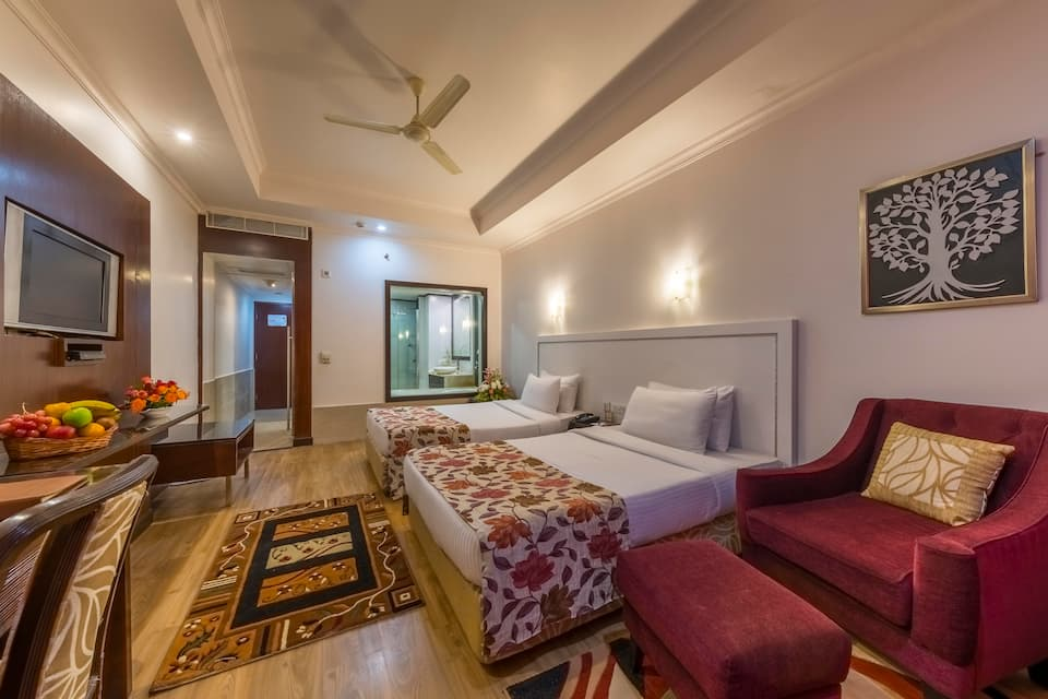 Hotel Hindusthan International, Janpath, Hotel Hindusthan International