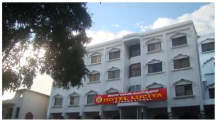 Hotel Luciya International, Sayyaji Rao Road, Hotel Luciya International