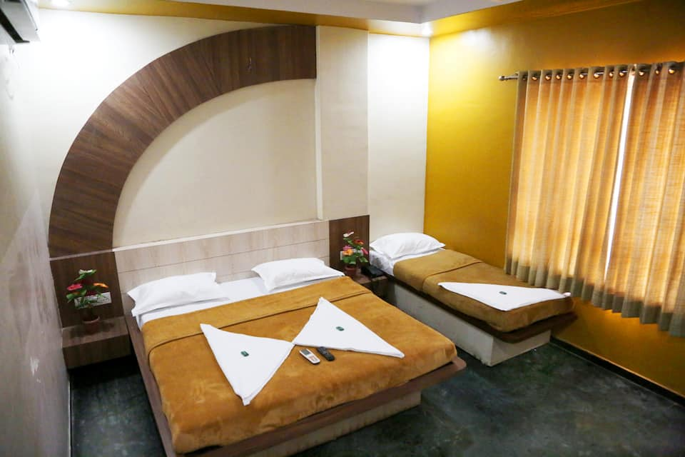 Hotel Three G, Nagar Manmad Road, Hotel Three G