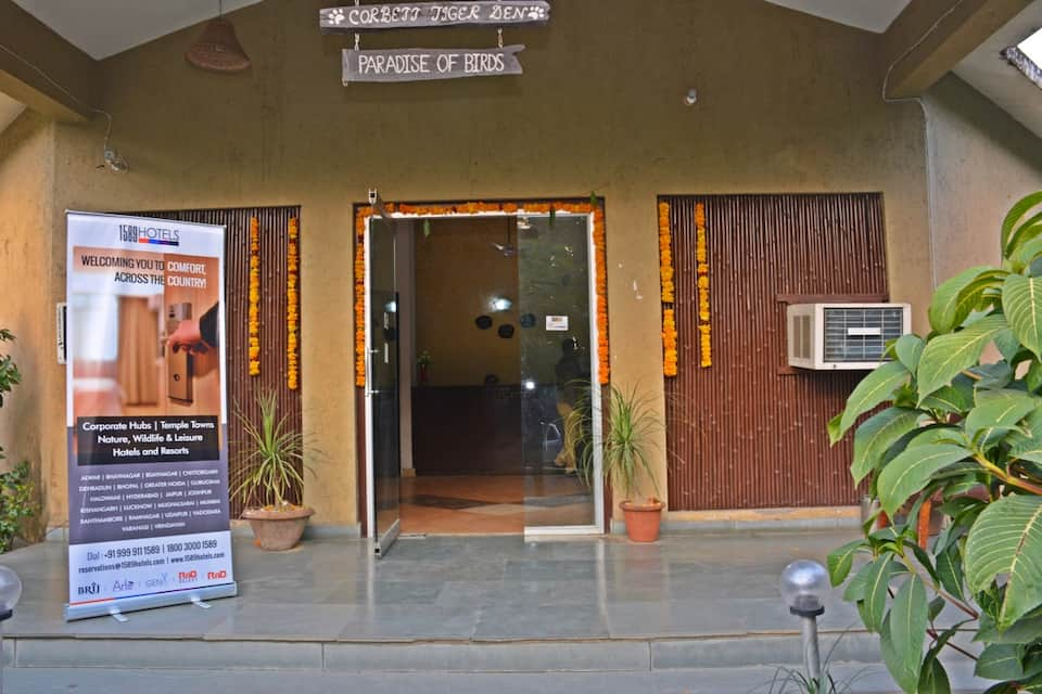 Corbett Tiger Den Resort, Bailparaw, Corbett Tiger Den Resort Jim Corbett by 1589 Hotels