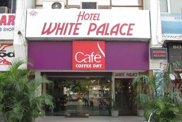 Hotel White Palace, Sector 28 D, Hotel White Palace