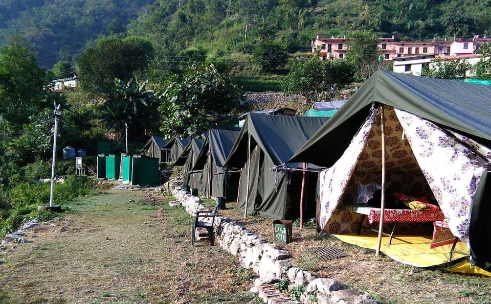 Lifemission Camp, Shivpuri, Lifemission Camp