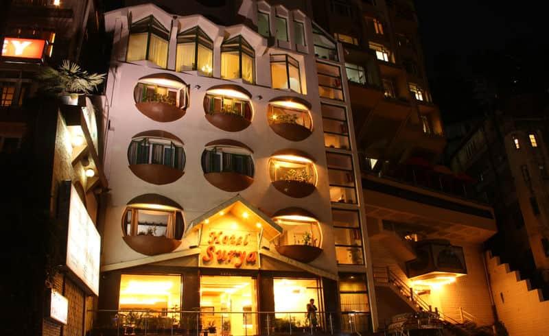 Hotel Surya, Circular Road, Hotel Surya