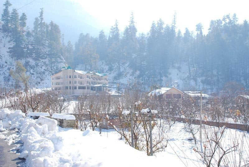 Snow Touch Resort, Naggar Road, ADB Rooms Snow Touch Resort