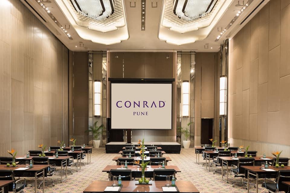 Conrad Pune - Luxury by Hilton, Koregaon Park, Conrad Pune - Luxury by Hilton