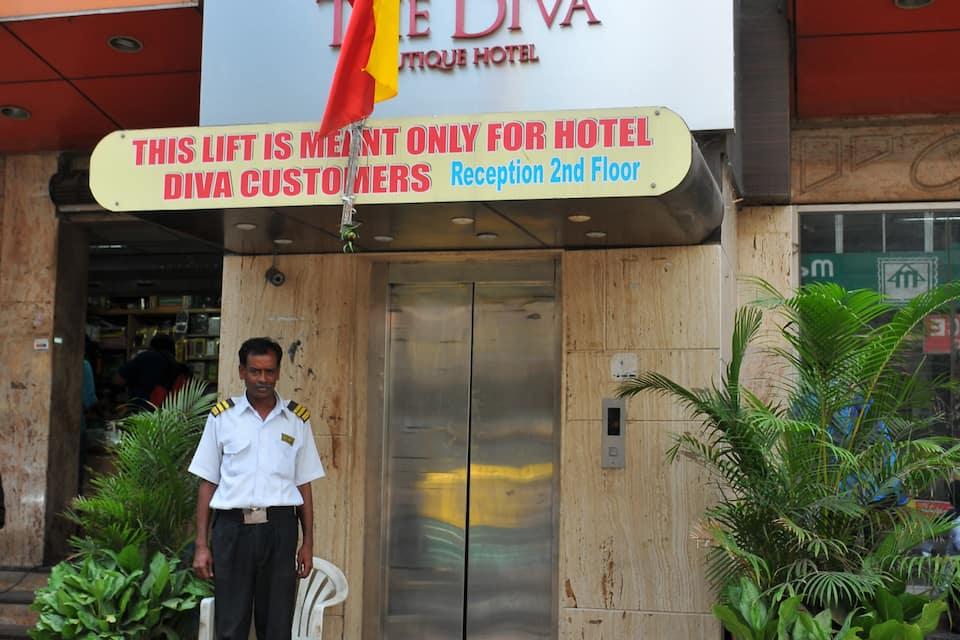 Hotel Diva Residency, Gandhi Nagar, Hotel Diva Residency