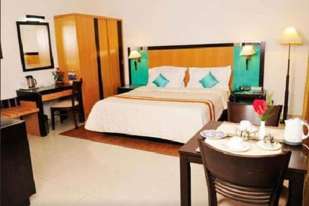 Executive Double Room Only