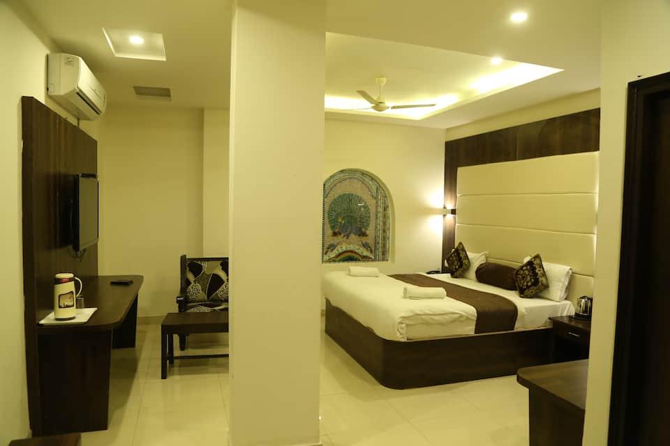 Hotel Krishna Palace, Gulab Bagh Road, Hotel Krishna Palace