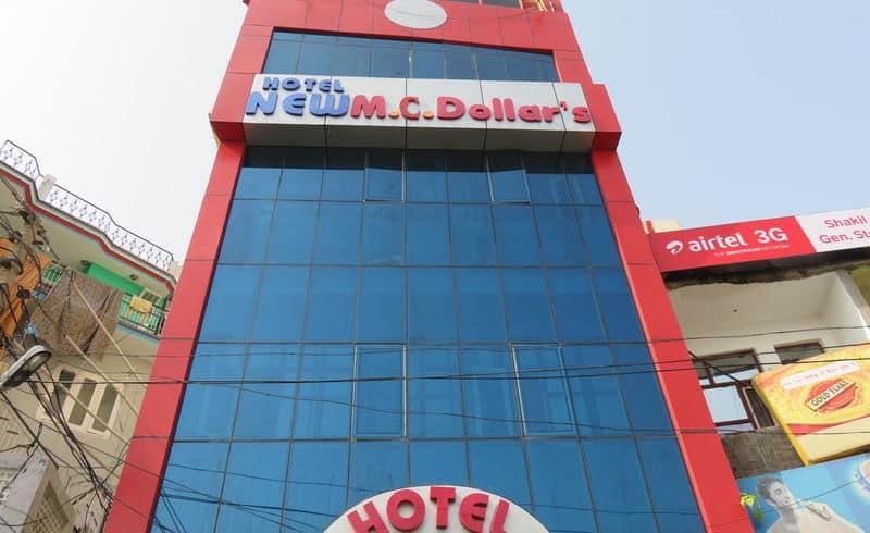 Hotel New M.C. Dollar's, Gujjar Nagar,  Hotel New M.C. Dollar's