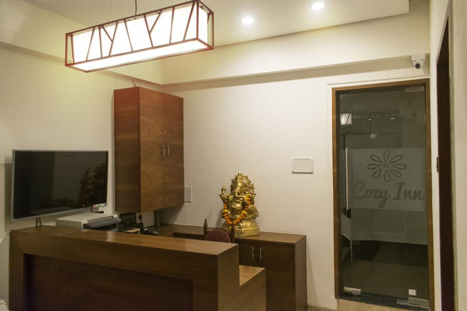 Hotel Cozy Inn, Koregaon Park, Hotel Cozy Inn