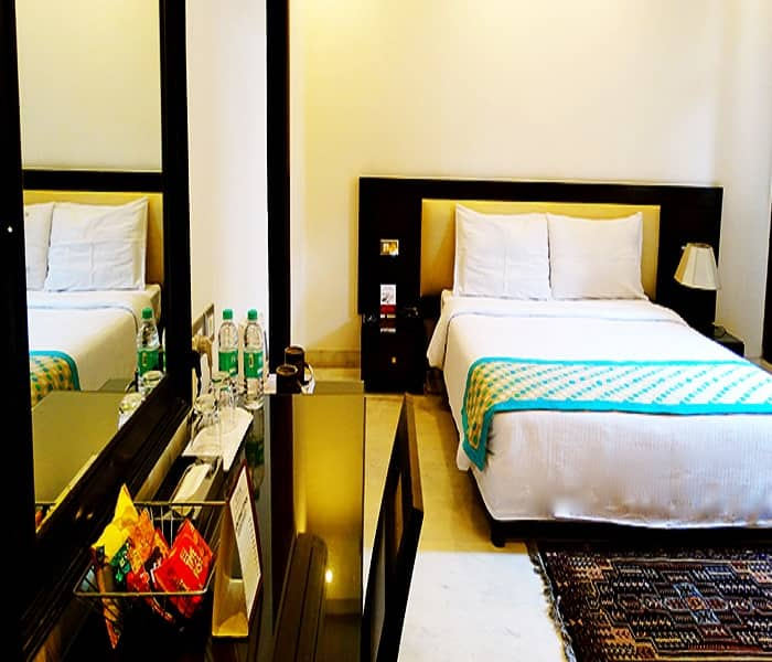 Executive Double Room With Breakfast